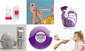 inhalatorare pentru astm