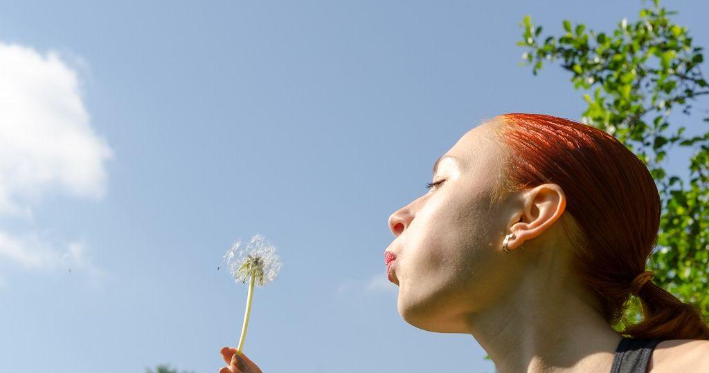 alergii polen de primavara